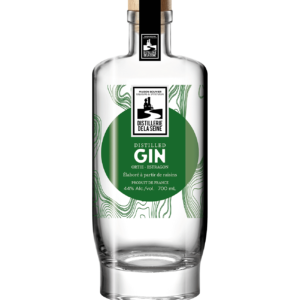Distilled Gin normand